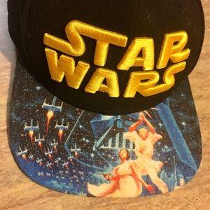 Star Wars Lucasfilm baseball hat for men